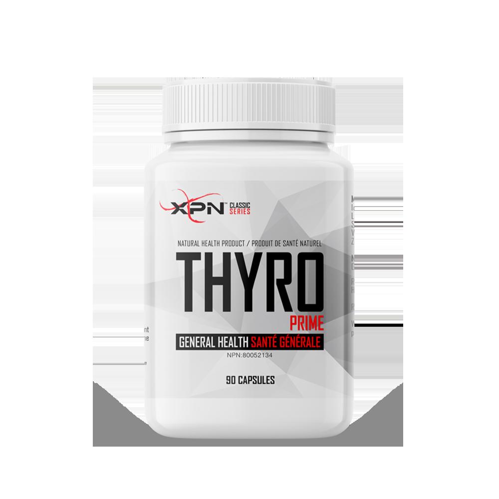 XPN XPN - Thyro Prime - 90 Capsules