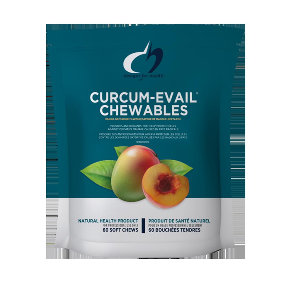 DFH DFH - Curcum-Evail Chewables - 60 Soft Chews
