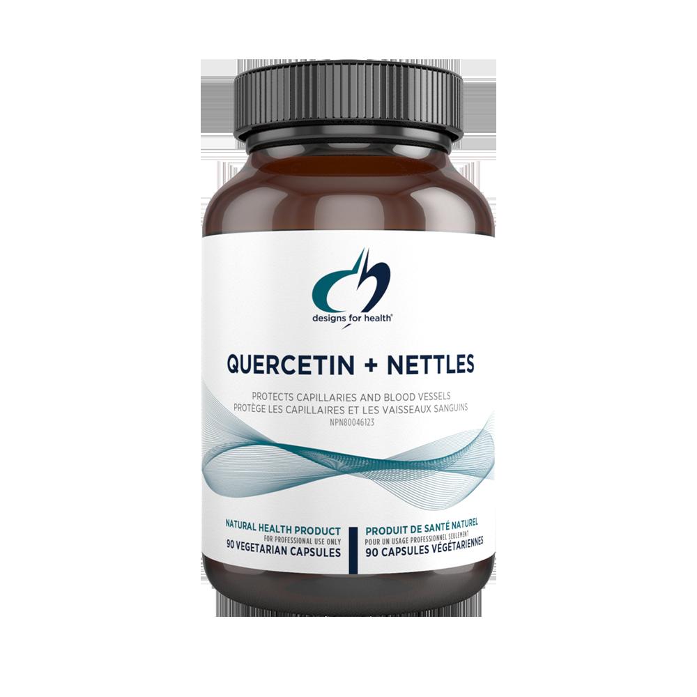 DFH DFH - Quercetin + Nettles - 90 Caps