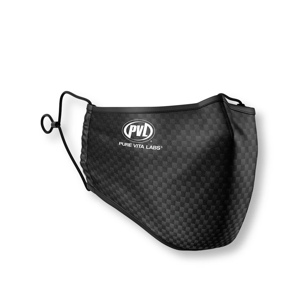 PVL PVL - Super Air Face Mask CarbonFibre