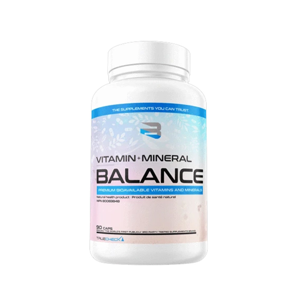 Believe Believe - Vitamin + Mineral Balance - 90 Caps