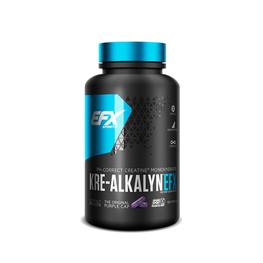 EFX - Kre-Alkalyn 120 Caps