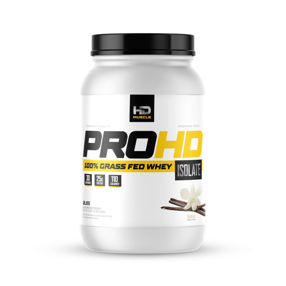 HD Muscle HD Muscle - ProHD Isolate