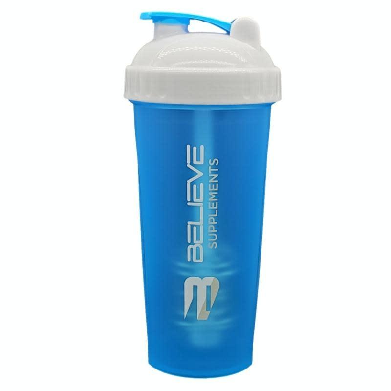 Believe Shaker Believe Supplements - Bleu