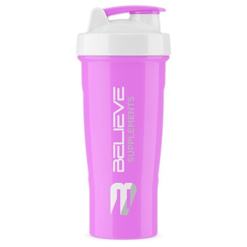 Believe Shaker Believe Supplements - Rose