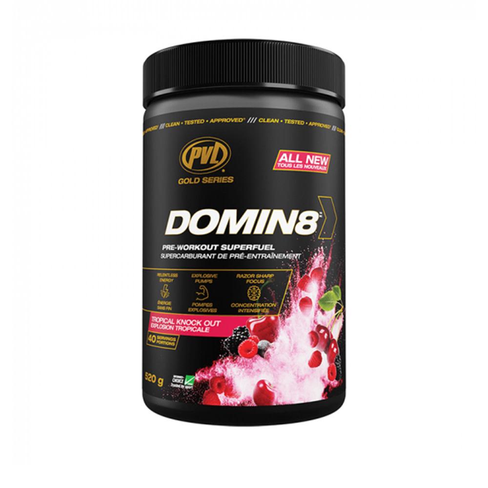 PVL PVL - Domin8