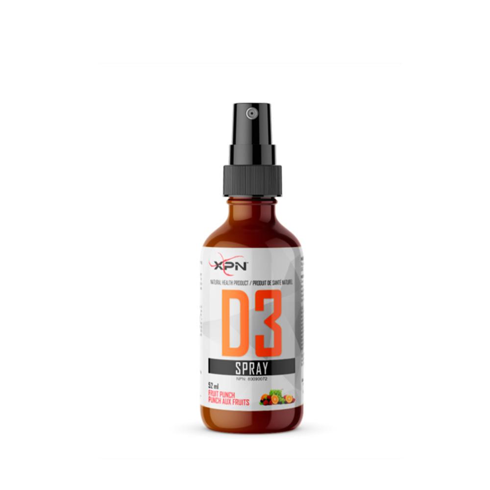 XPN XPN - D3 Spray Fruit Punch - 52ml