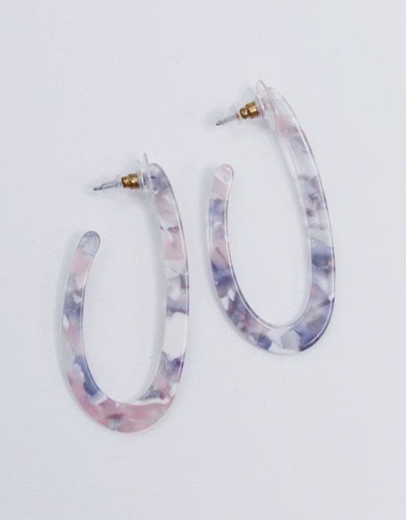 U.S. Jewelry House (New York Style) Knowing Me Earrings