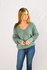 Free People Icing V Pullover