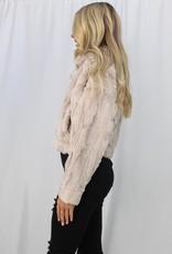 BB Dakota Just Fuzz Jacket