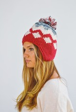 Look by M All is Fair Isle Hat