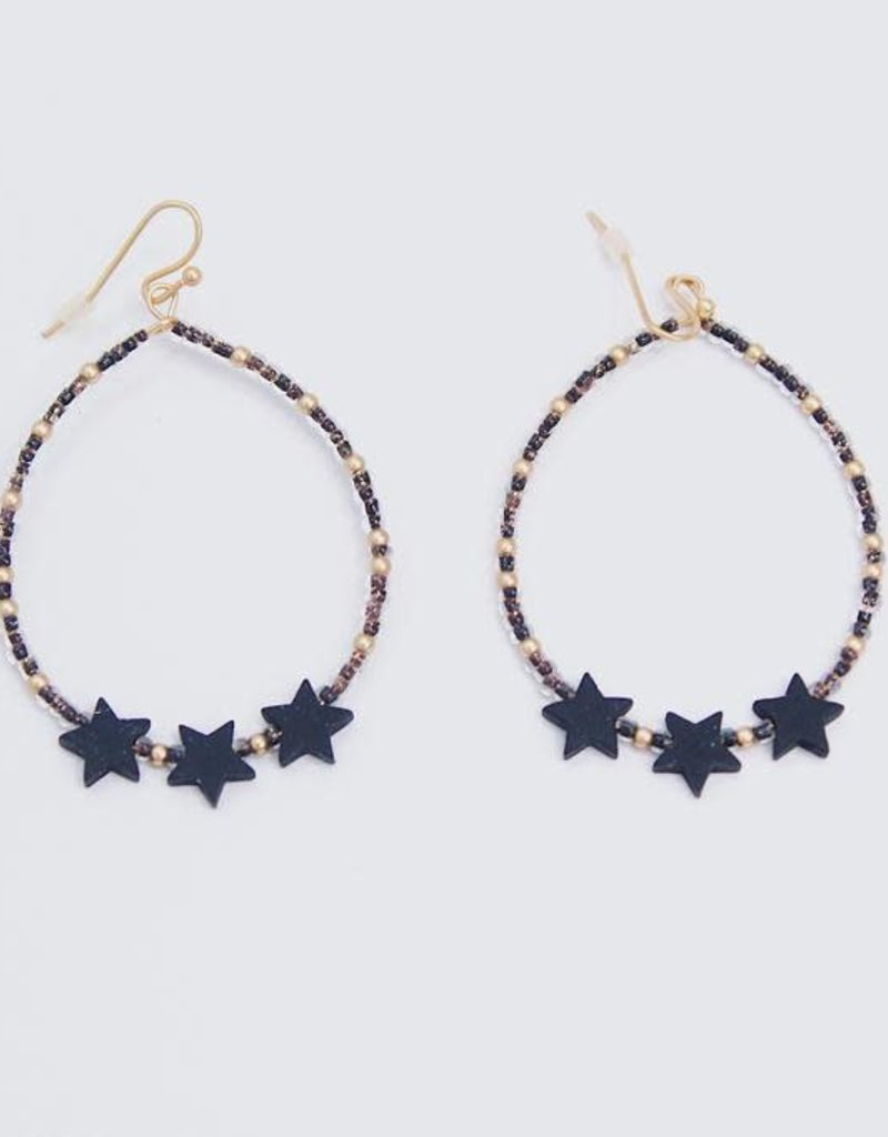 U.S. Jewelry House (New York Style) Shooting Star Earrings