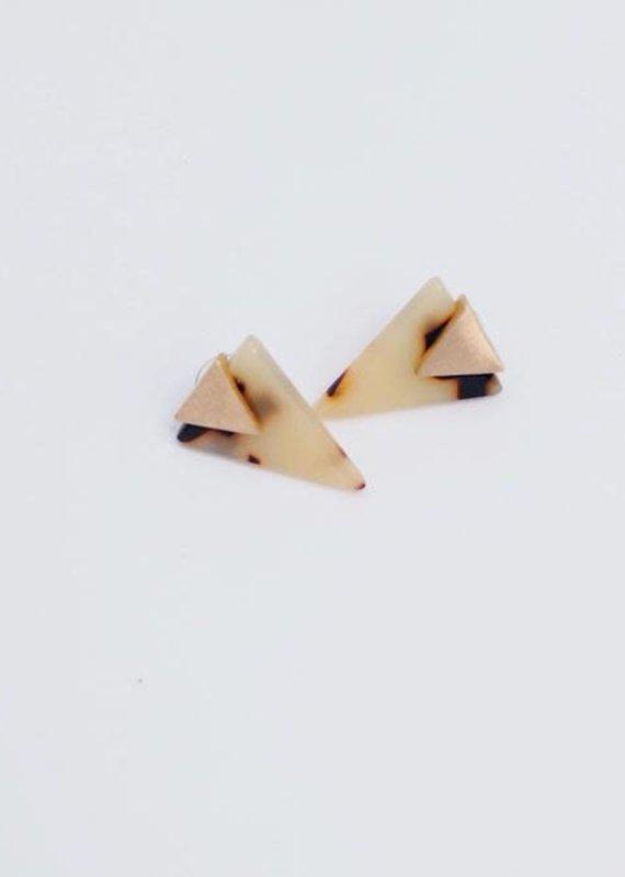 U.S. Jewelry House (New York Style) Isosceles Earrings