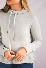 Z Supply Kacey Feather Hoodie