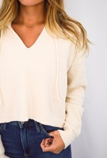 Cotton Candy Let it Come Easy Sweater