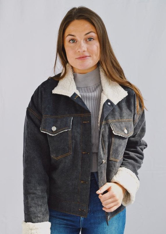 She + Sky Sad Prose Jacket