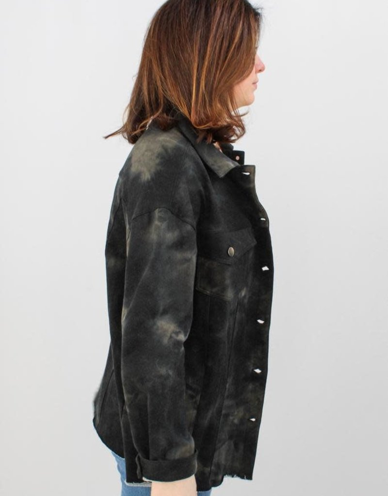 She + Sky Galaxy Jacket
