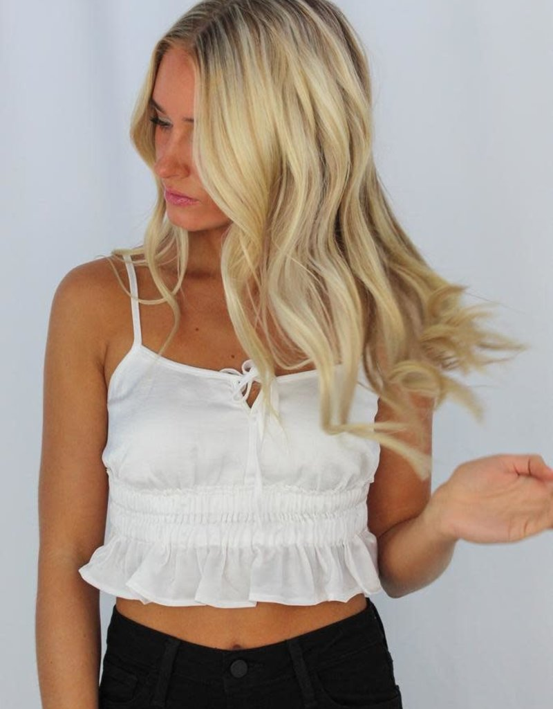 Cotton Candy Fancy Night Top