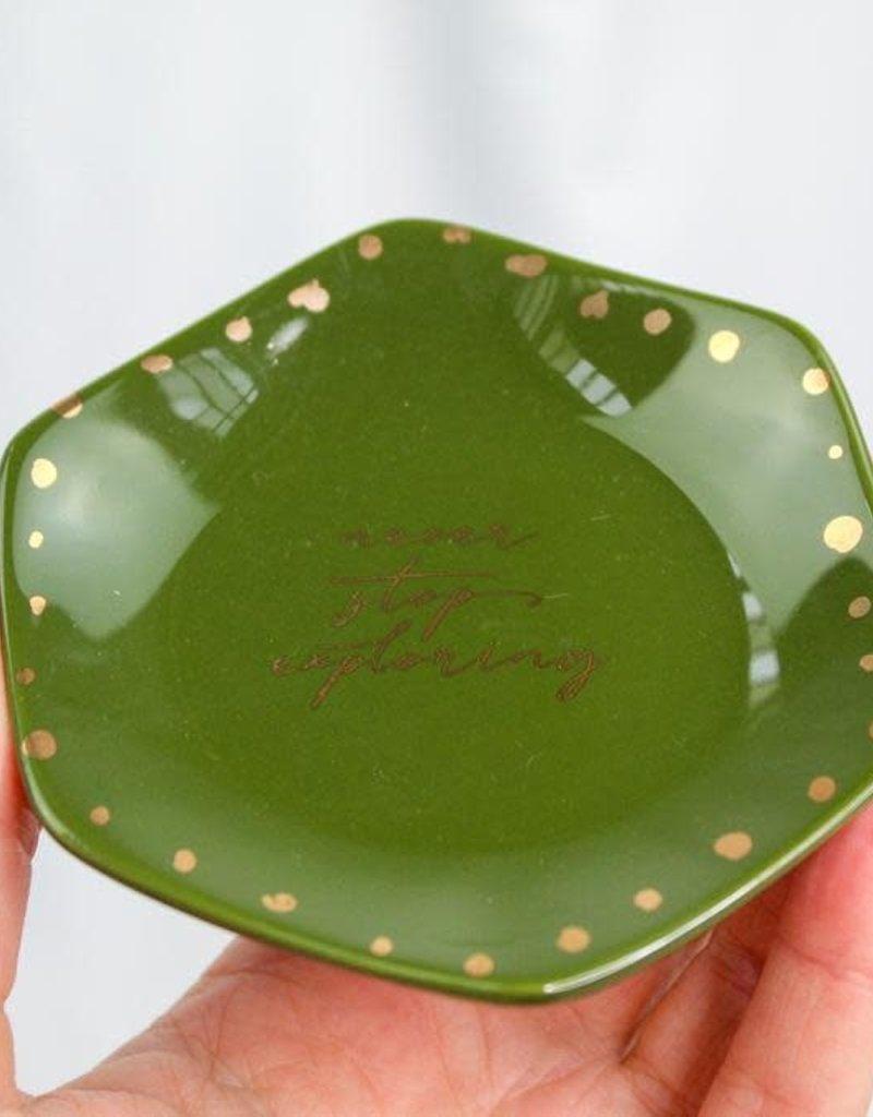Karma Medium Honeycomb Trinket Tray