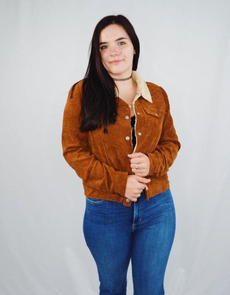 HYFVE Play a Cord Jacket