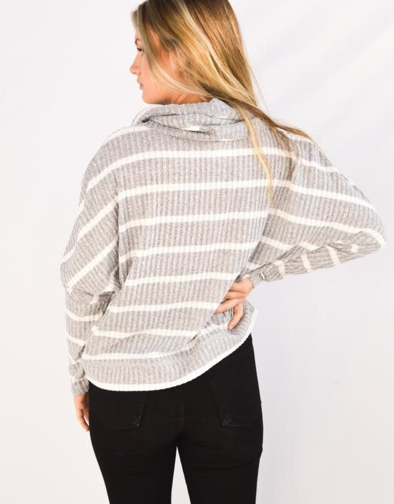 BB Dakota Get Used To It Knit Sweater
