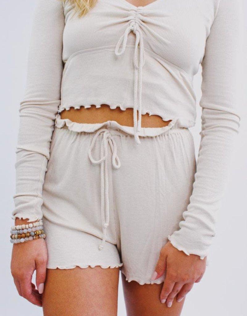 Cotton Candy Comfy Queen Short