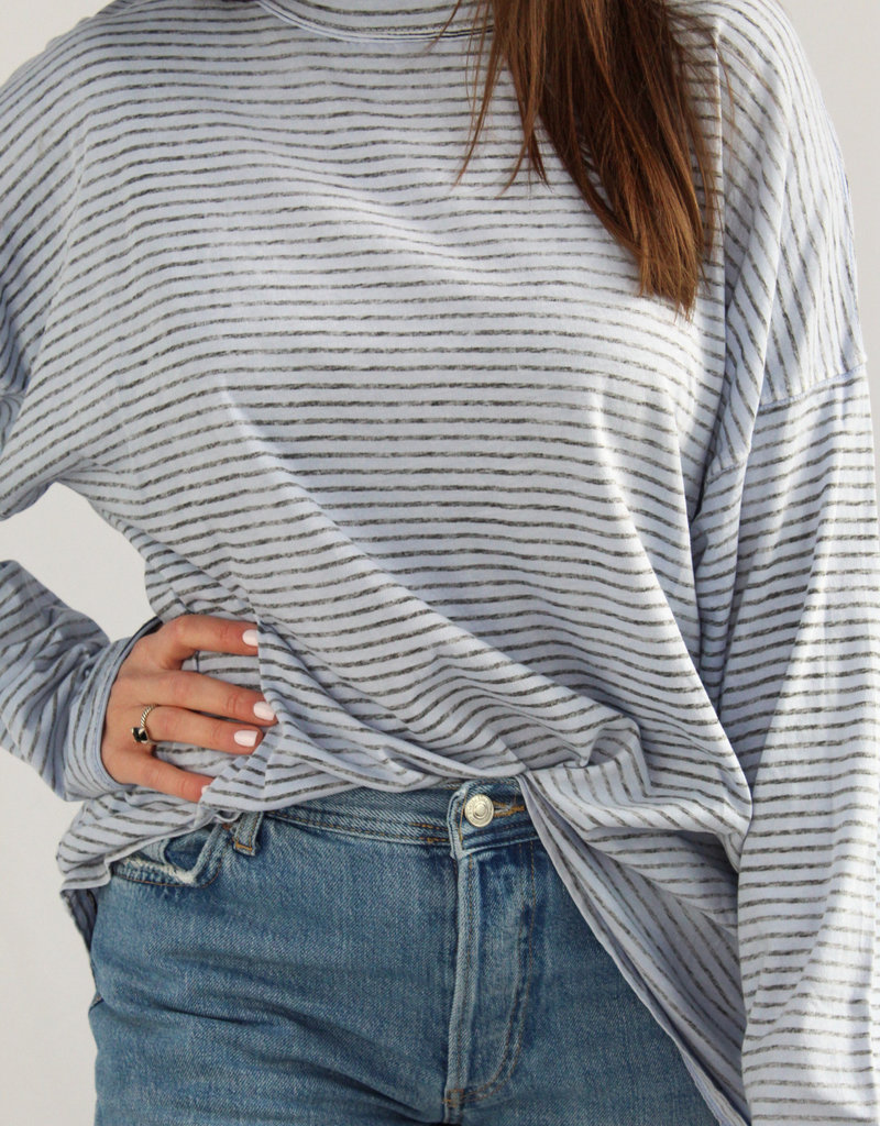 Free People Be Free Stripe Tunic