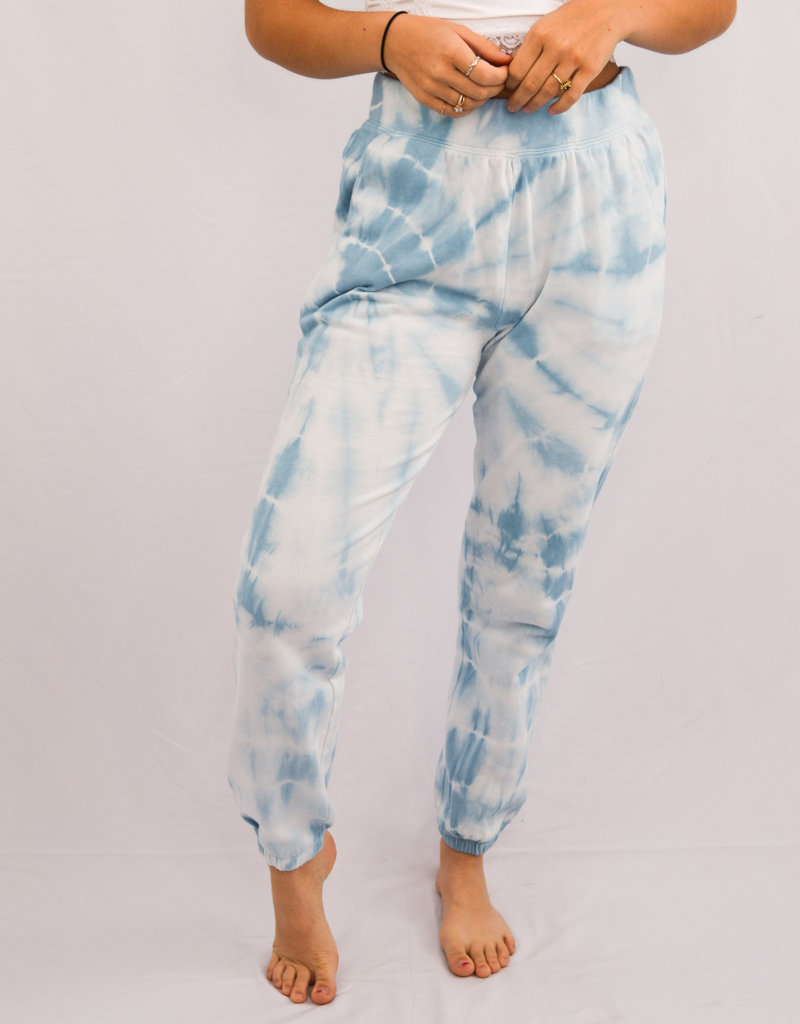 Z Supply Emery Spiral Tie-Dye Jogger
