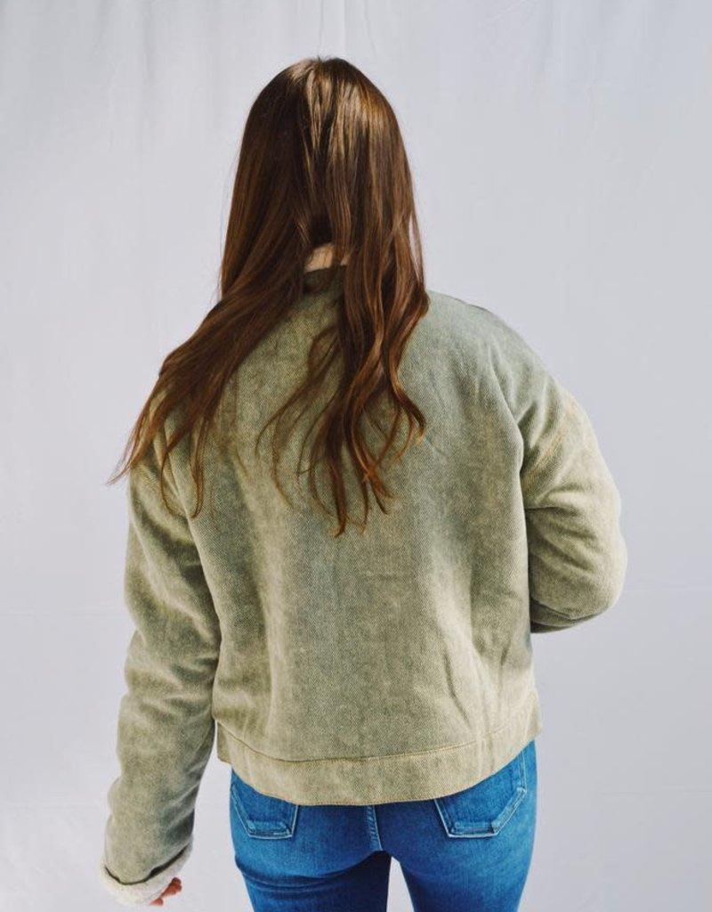 She + Sky Sad Prose Jacket