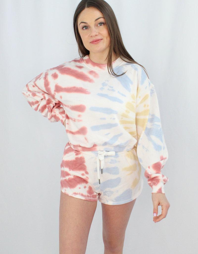 Z Supply Britton Tie-Dye Pullover