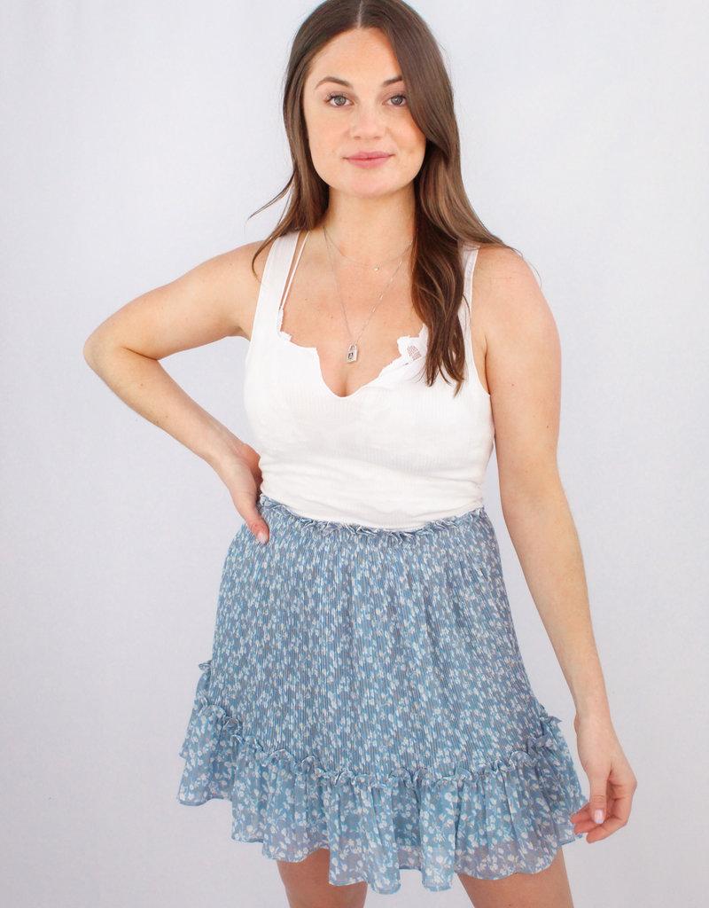 She + Sky Sunkissed Skirt