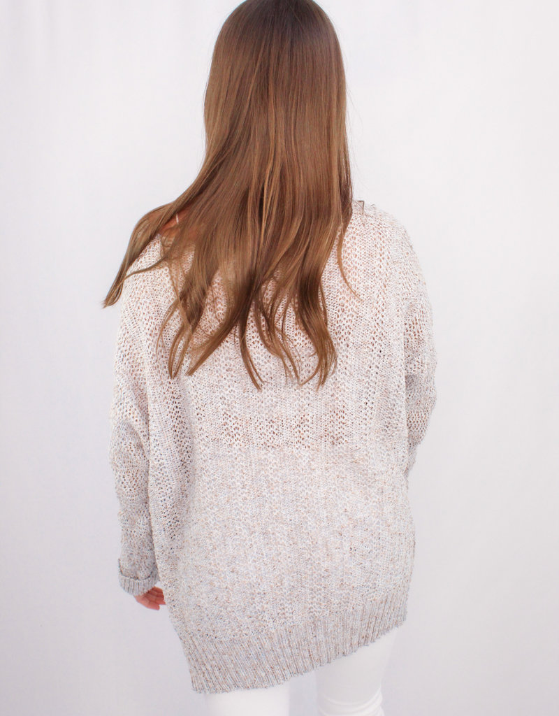 She + Sky Homesick Sweater