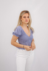 Cotton Candy Girl's Night Top