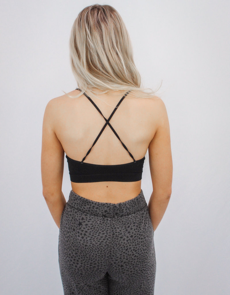 Free People Whats the Scoop Bralette