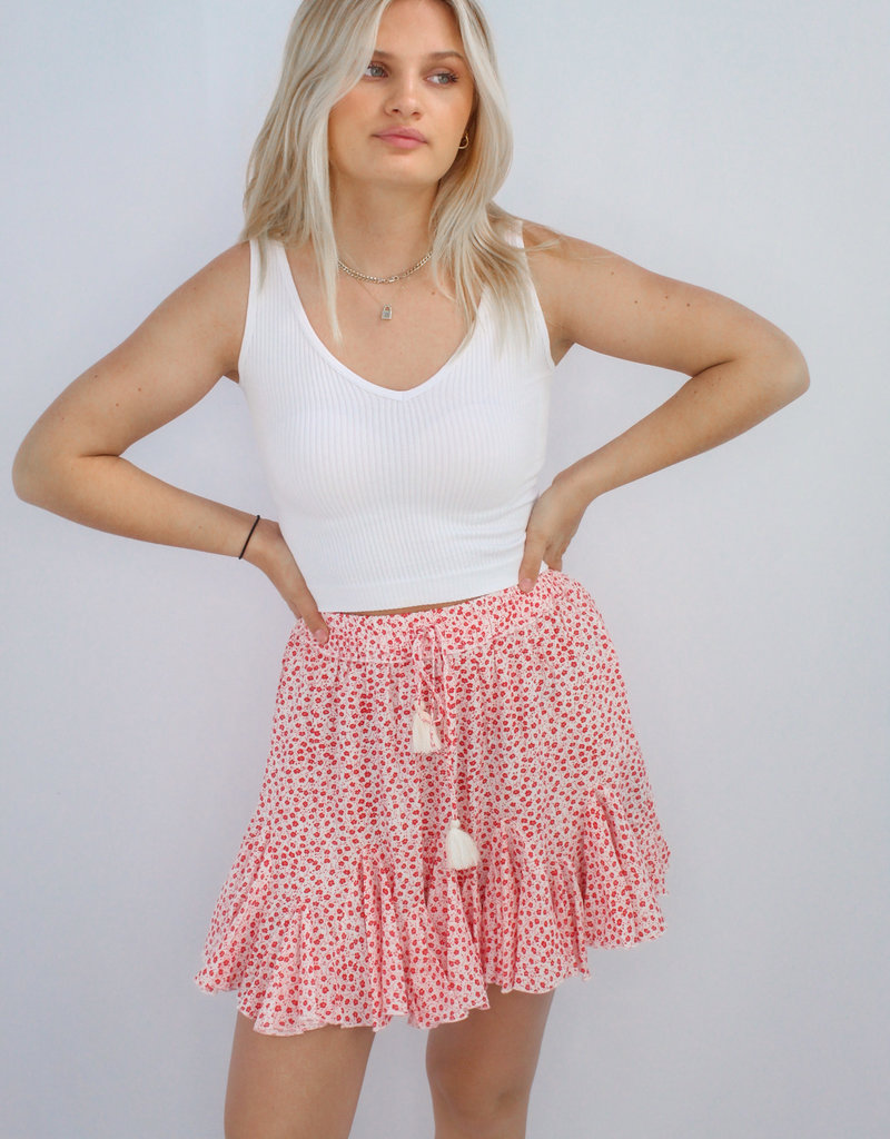 Aakaa Still Going Out Skirt
