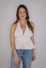 Vintage Havana All in the Feels Halter Top