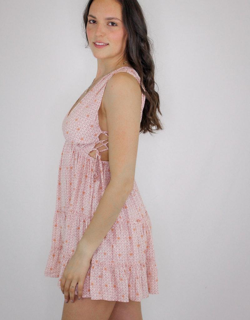 Cotton Candy Summer Nights Dress