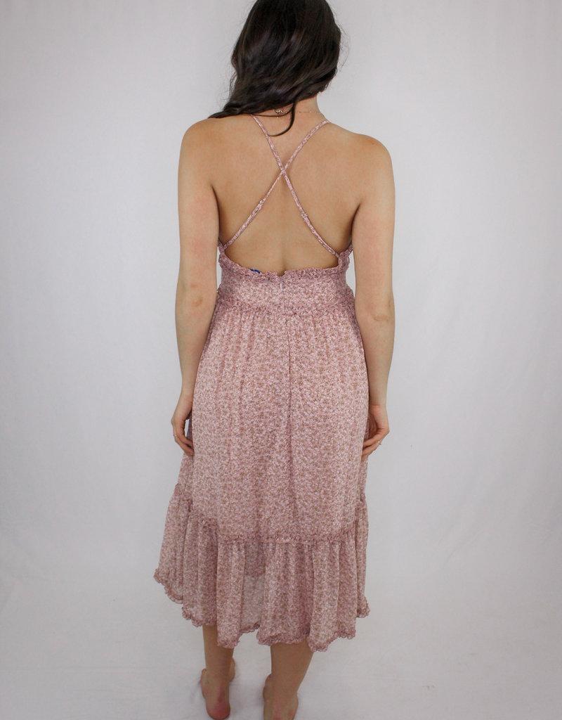 She + Sky Moonlit Dress