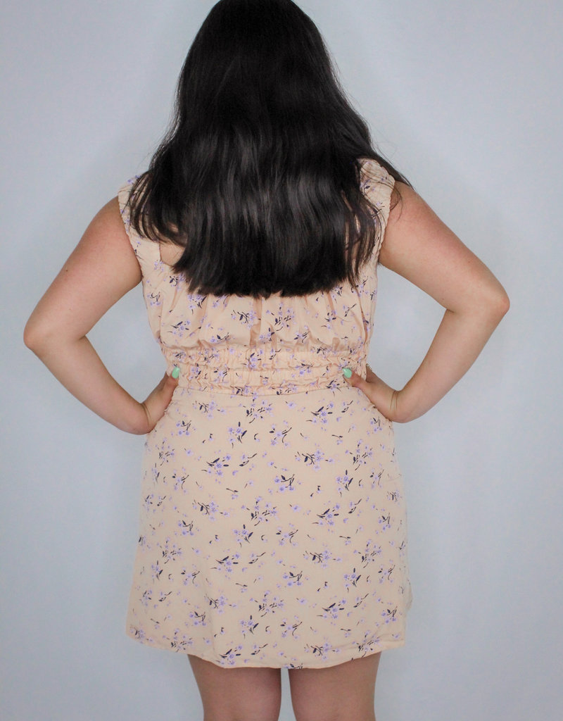 Cotton Candy Time To Bloom Dress