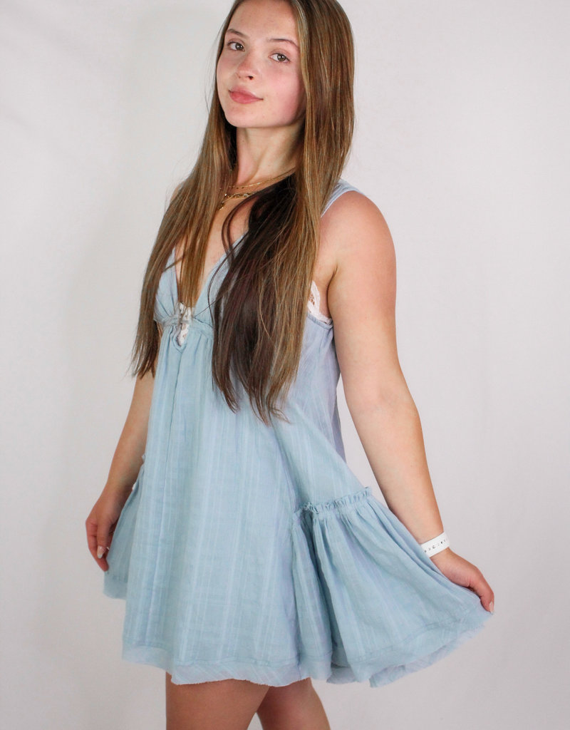 Cotton Candy About A Girl Dress