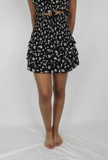 Vintage Havana Brunching In Blooms Skirt