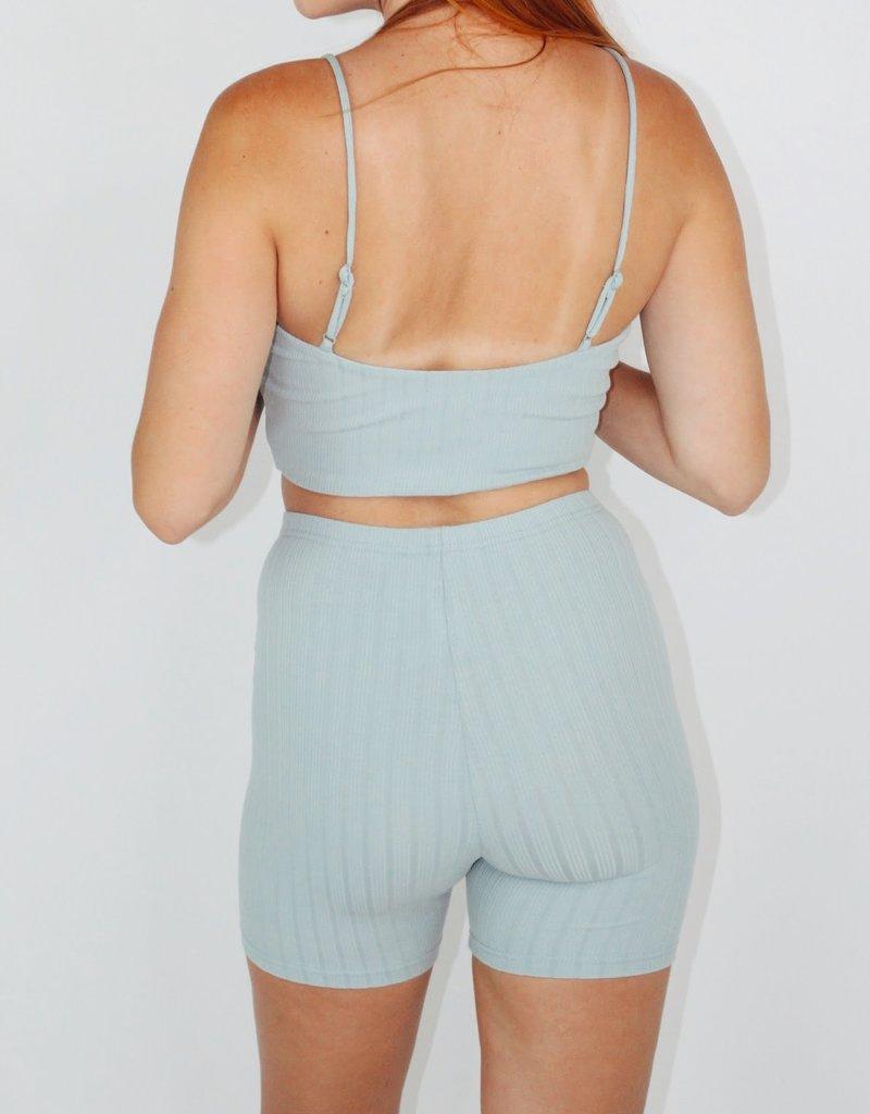 BB Dakota Keep Knit Simple Short