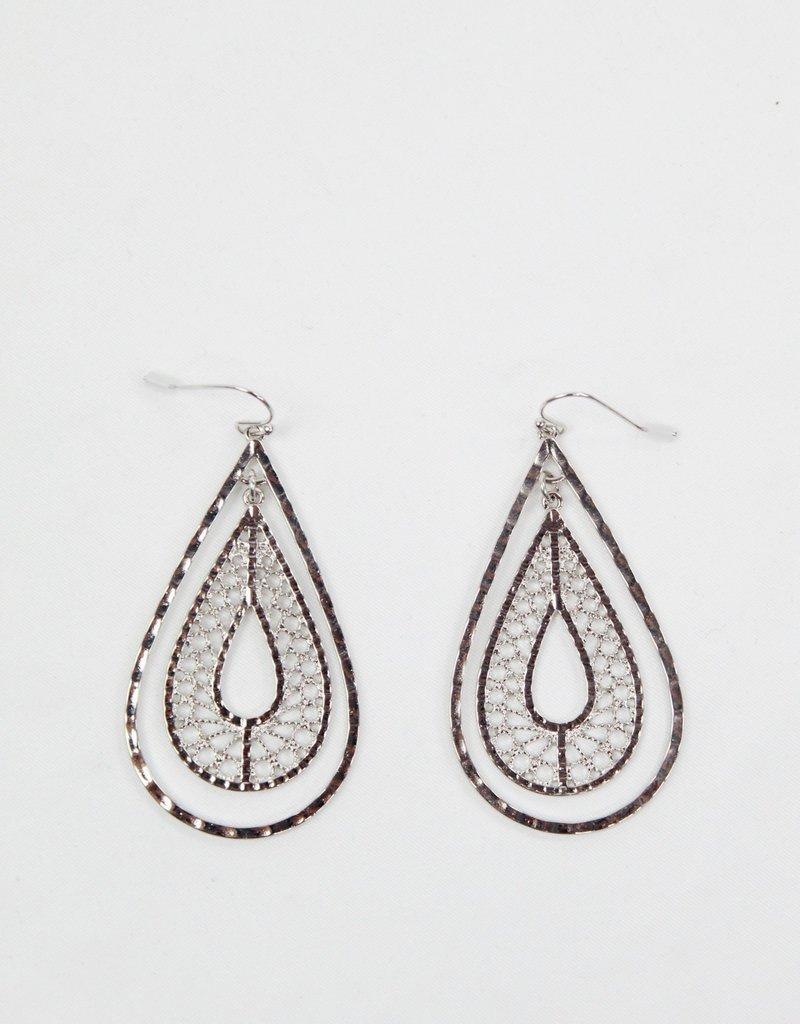 U.S. Jewelry House (New York Style) Teardrop Earrings