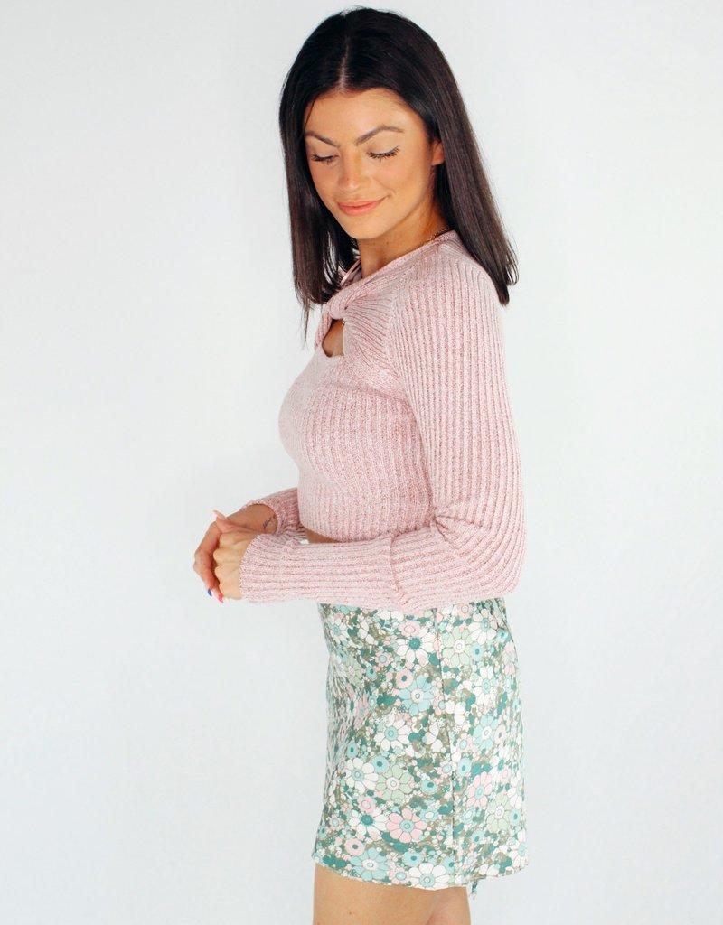 Cotton Candy Pesto Perfetto Skirt
