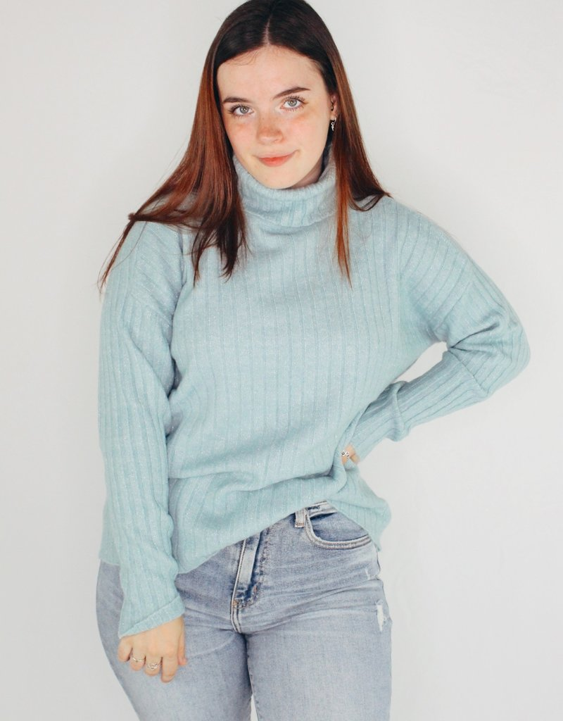 Look by M Best Day Turtleneck