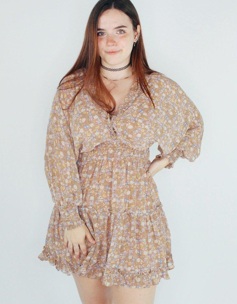 She + Sky Earn Your Spot Dress
