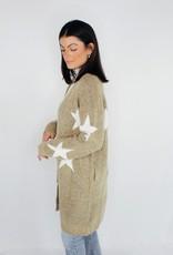 She + Sky Starry Eyed Cardigan