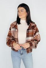 HYFVE Plaid Coat Days Jacket
