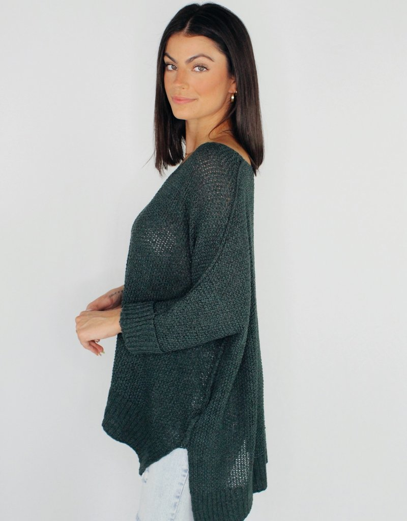 She + Sky Easy Choice Sweater