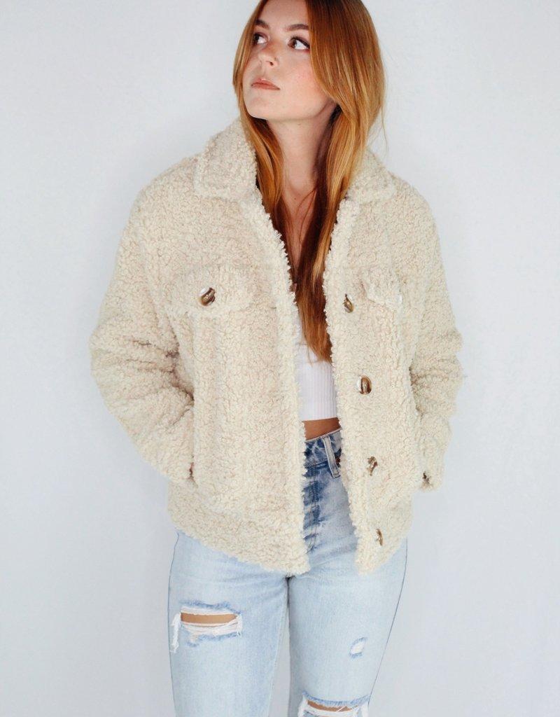 She + Sky Winter Weather Jacket
